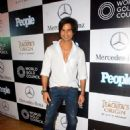 Shahid Kapoor at People Magazine Best Dressed Awards 2011
