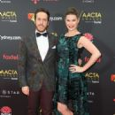 Leeanna Walsman – 2017 AACTA Awards in Sydney