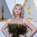 Haley Bennett – 2018 Academy Awards in Los Angeles - 454 x 682