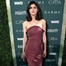 Alexandra Daddario – CFDA Variety and WWD Runway to Red Carpet in LA - 454 x 692