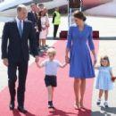 Prince Windsor and Kate Middleton  arrived at Berlin Tegel Airport - 454 x 312