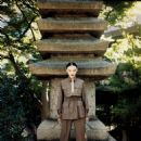 Rila Fukushima - Vogue Magazine Pictorial [Japan] (June 2015) - 454 x 455