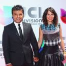 Julian Roman and Ana Serradilla- Univision's 2015 Upfronts - 424 x 600