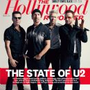 Bono, Adam Clayton - The Hollywood Reporter Magazine Cover [United States] (21 February 2014)