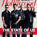Bono, Adam Clayton - The Hollywood Reporter Magazine Cover [United States] (21 February 2014)