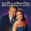 Les Paul and Mary Ford - 454 x 454