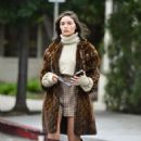 Olivia Culpo – Out in Los Angeles
