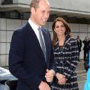 The Duke & Duchess of Cambridge Visit Manchester - 352 x 600