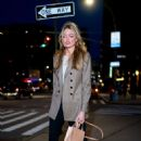 Martha Hunt – Out and about in NYC - 454 x 681