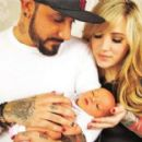 Rochelle Karidis and A. J. McLean - 454 x 273