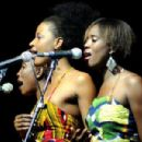 Backing vocalists