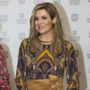 Queen Maxima of the Netherlands Attends Opening Rotterdam International Film Festival