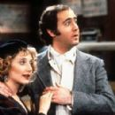 Carol Kane and Andy Kaufman