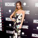 Jessica Alba : Mechanic: Resurrection  Premiere (August 22, 2016) - 385 x 600