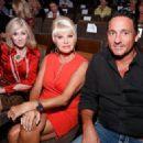 Judith Light, Ivana Trump & Macanonio Rota