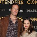 Felicity Jones – Deadline Contenders in Los Angeles