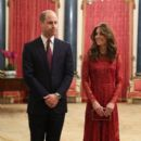 The Duke And Duchess Of Cambridge Host A Reception To Mark The UK-Africa Investment Summit - 394 x 600