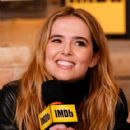 Actress Zoey Deutch of 'Rebel in the Rye' attends The IMDb Studio featuring the Filmmaker Discovery Lounge, presented by Amazon Video Direct: Day Four during The 2017 Sundance Film Festival on January 23, 2017 in Park City, Utah