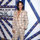 Selita Ebanks – Swarovski Times Square Store Party in New York - 454 x 681