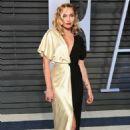 Miley Cyrus – 2018 Vanity Fair Oscar Party in Hollywood