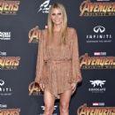 Gwyneth Paltrow – 'Avengers: Infinity War' Premiere in Los Angeles - 454 x 665