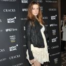 Elettra Wiedemann - The Cinema Society & Montblanc Host A Screening Of ''Cracks'' in NYC - 16.03.2011 - 454 x 721