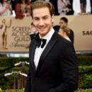 Eugenio Siller- The 22nd Annual Screen Actors Guild Awards - 399 x 600