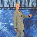 Cara Delevingne – 'Valerian and the City of a Thousand Planets' Photocall in London - 454 x 617