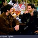 Dylan McDermott and Eric McCormack