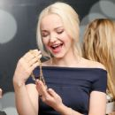 Dove Cameron – Tiffany and Co. HardWear Launch Party at NYC 2/7/ 2017