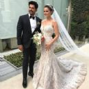 Fahriye Evcen and Burak Özçivit : Wedding Day - 429 x 480