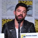 Actor Dominic Cooper attends AMC's 'Preacher' panel during Comic-Con International 2016 at San Diego Convention Center on July 22, 2016 in San Diego, California - 433 x 600