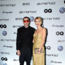 Didem Soydan & Can Bonomo attend GQ Men of the Year Awards Istanbul - 454 x 681