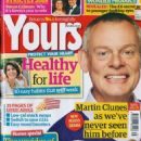 Martin Clunes - Yours Magazine Cover [United Kingdom] (28 August 2018)