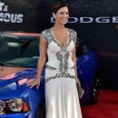 Gina Carano-May 21, 2013-'Fast and Furious 6' Premieres in LA - 411 x 594