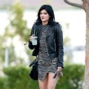 Kylie Jenner Seen Out In Calabasas