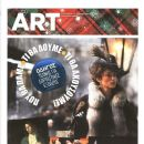 Keira Knightley, Anna Karenina - Art Magazine Cover [Greece] (16 December 2012)
