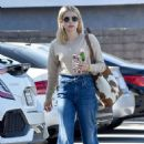 Emma Roberts – Spotted heading to a meeting in Hollywood