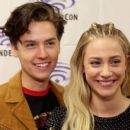 Lili Reinhart and Cole Sprouse - 454 x 255