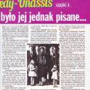 Jacqueline Kennedy - Nostalgia Magazine Pictorial [Poland] (March 2017) - 454 x 604