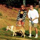 Jennifer Aniston and Tate Donovan