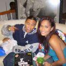 Shenelle Scott and Lil fizz B2k