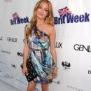 Cat Deeley - 2 Annual Genlux Britweek Designer Of The Year Fashion Awards And Show At Smashbox Studios On May 8, 2010 In West Hollywood, California