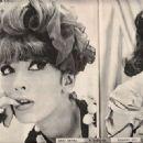 Deborah Kerr, Dany Saval - Filmski svet Magazine Pictorial [Yugoslavia (Serbia and Montenegro)] (21 February 1963) - 454 x 330