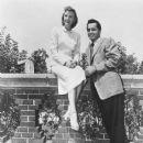 Donna Reed and John Derek