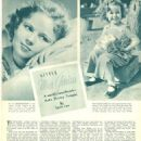Shirley Temple - Movie-radio Guide Magazine Pictorial [United States] (22 March 1940) - 454 x 577
