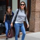 Jennifer Garner – Leaving her hotel in New York