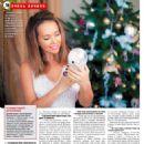 Zhanna Friske - Tele Week Magazine Pictorial [Russia] (31 December 2012) - 454 x 555