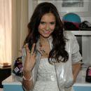 Nina Dobrev - Lia Sophia Upfront Suite At The London Hotel On May 21, 2009 In New York City