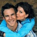 Simmone Mackinnon and Aaron Jeffery